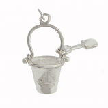 Pail and Shovel Pendant