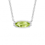 **NEW**    Peridot Necklace