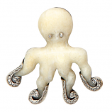 Octopus Pin / Pendant
