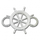 Ship's Wheel Bracelet Topper