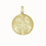 Sanibel Medallion Pendant